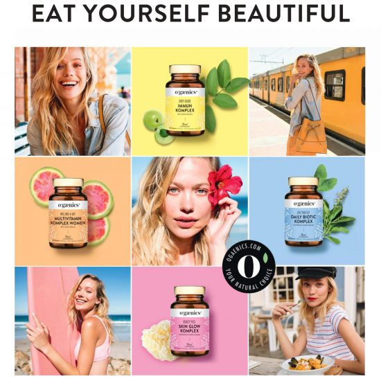 Ogaenics - eat yourself beautiful